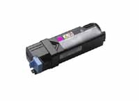 1 x Compatible Dell 2130 2130cn Magenta Toner Cartridge