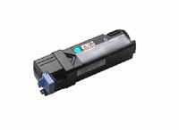 1 x Compatible Dell 2150cn 2150cdn 2155cn 2155cdn Cyan Toner Cartridge