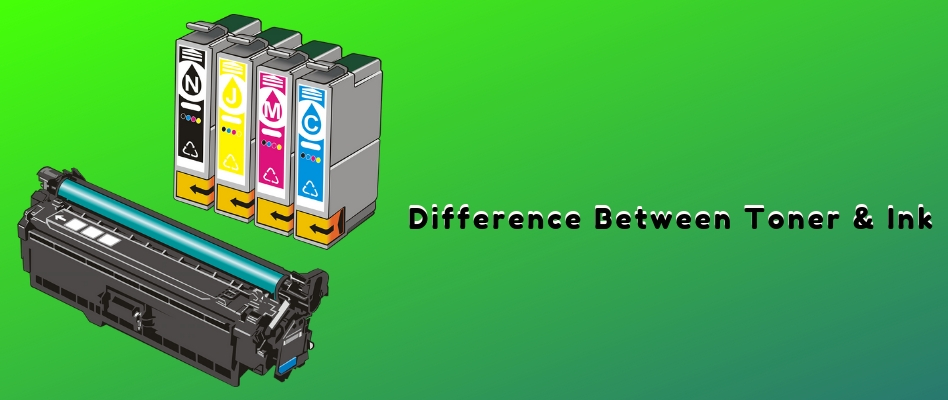 Print Toner or Ink: Which is More Advantageous