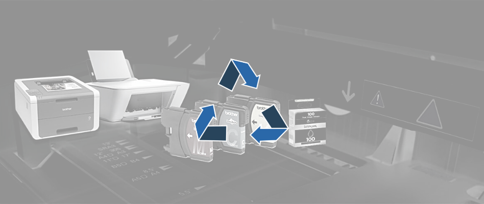 How Can the Brother Printer Toner Cartridges be Recycled?