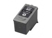 1 x Canon PG-40 Black Ink Cartridge