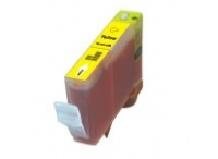 1 x Canon CLI-521Y Yellow Ink Cartridge