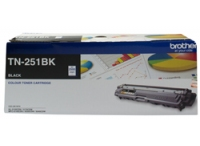 1 x Genuine Brother TN-251BK Black Toner Cartridge